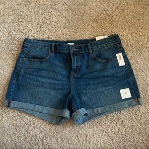 Old Navy NWT denim shorts